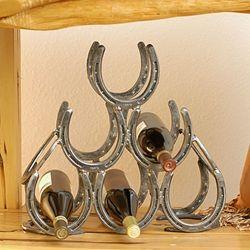 Horseshoe Wine Rack Sarah E H This Made Me Think Of You