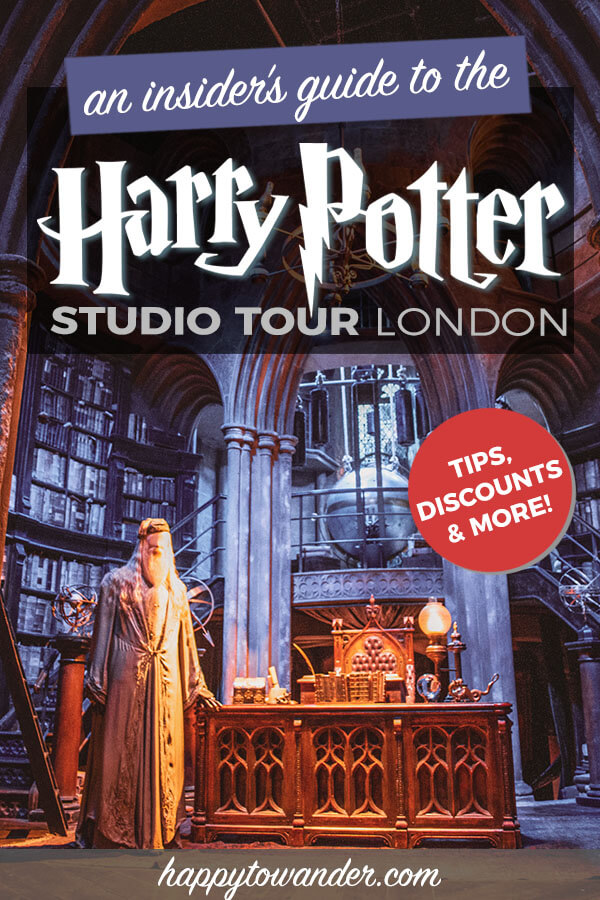 The Ultimate Guide to Warner Bros Studio Tour London - Harry Potter in Real Life