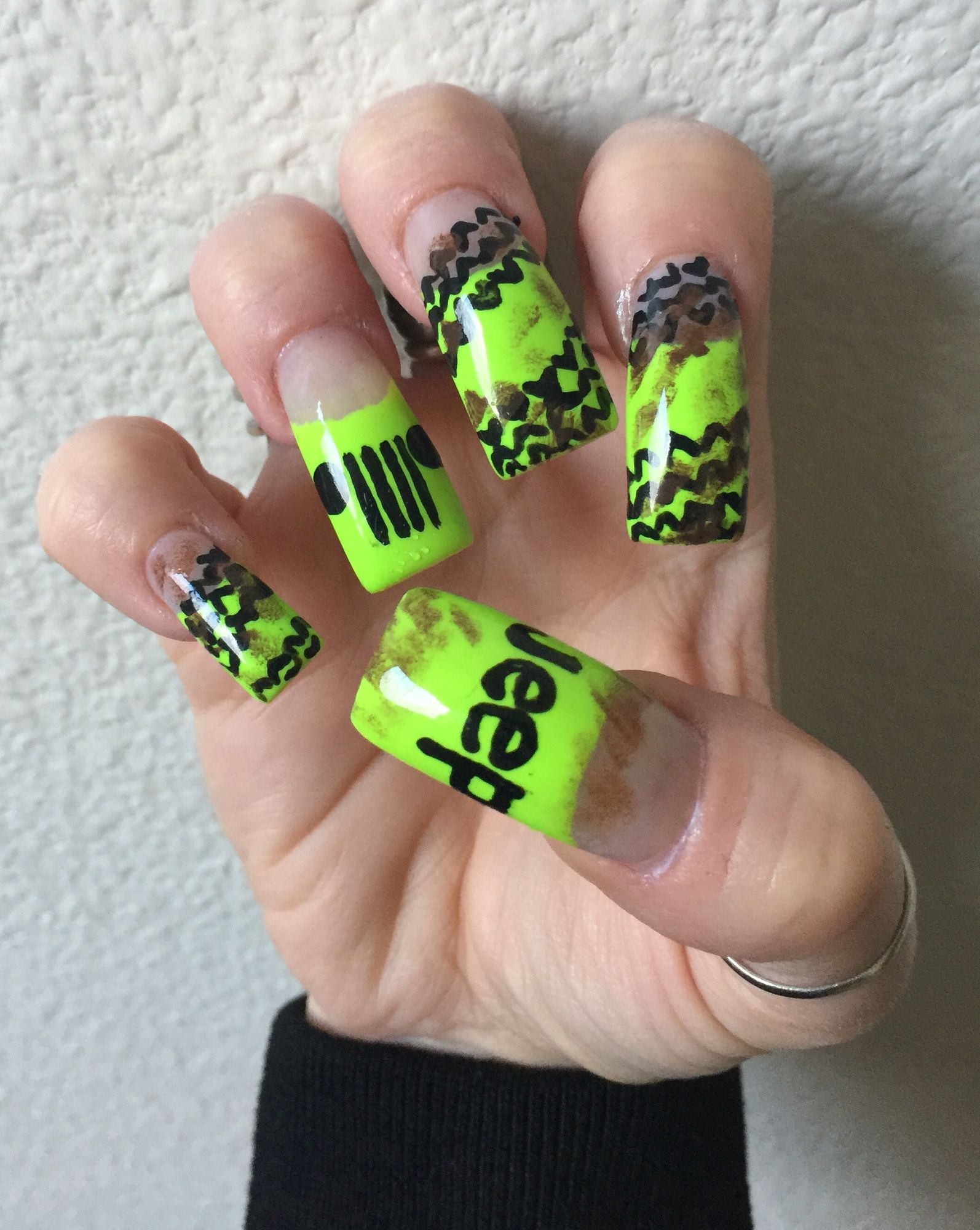 March 2016 - Jeep Nails | My Nail Art | Pinterest | Jeeps, Nail nail ...