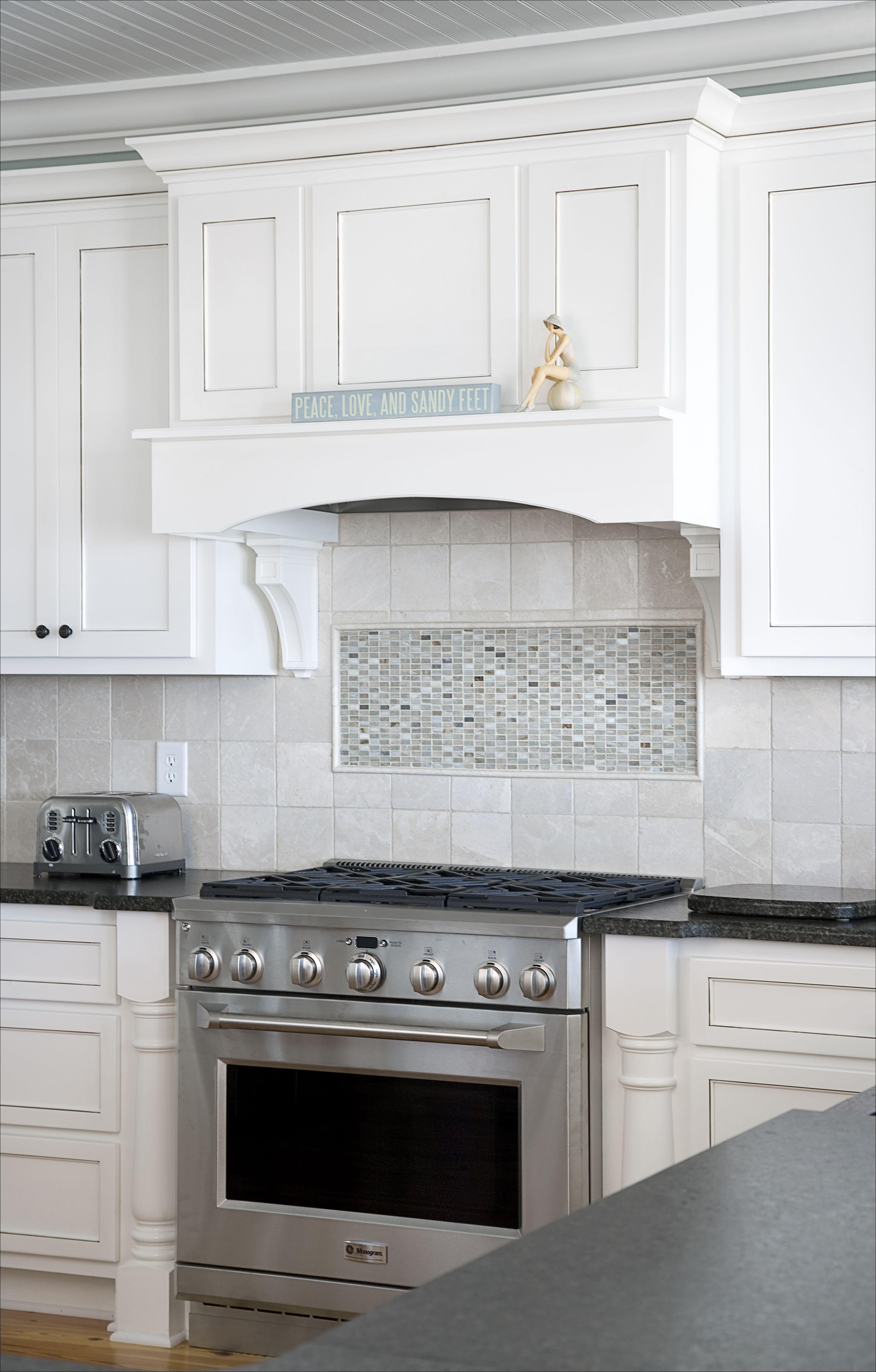 Crg Custom Oceanfront Home Built In Garden City Beach Sc Kitchen Hood Design Kitchen Design White Kitchen Design