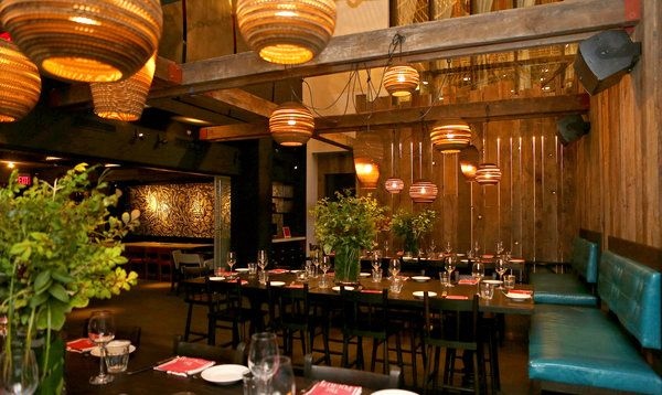 Recently Opened In Nyc South American Inspired Bote Has Fast Become A Sought After