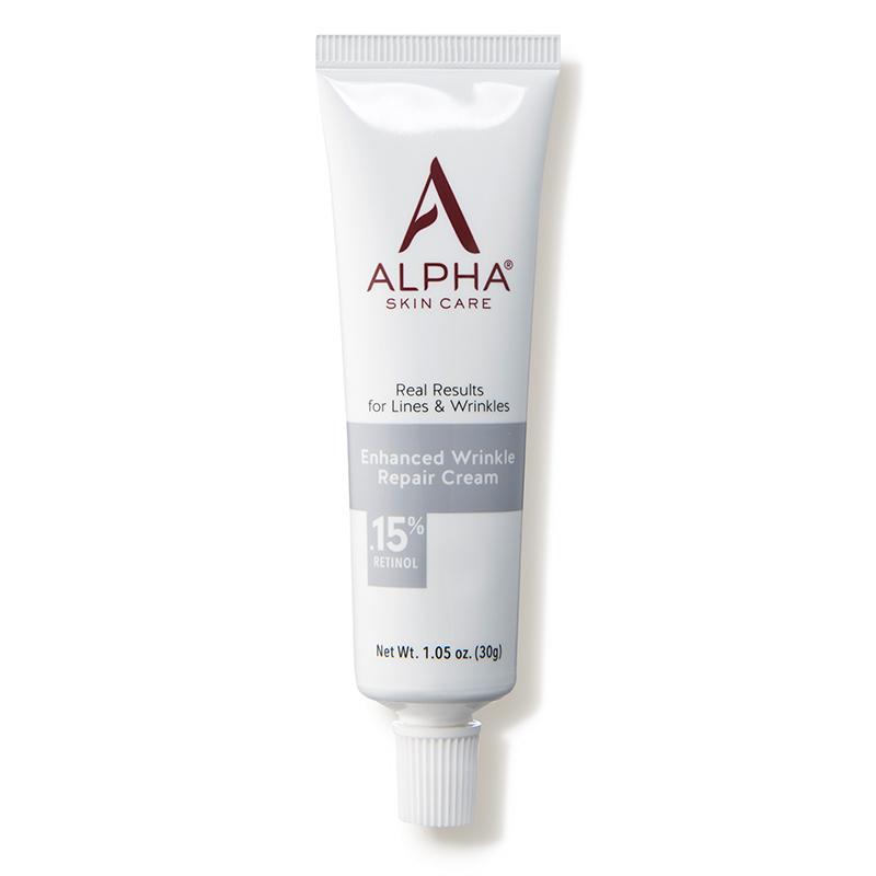 Alpha Skincare Enhanced Wrinkle Repair Cream 0 15 Retinol Dermstore In 2020 Wrinkle Repair Repair Cream Skin Care