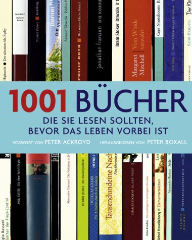 1001 Books You Must Read Before You Die | Première de couverture