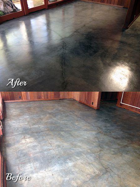 Deep Penetrating Sealer Dps One Gallon In 2020 Diy Stained Concrete Floors Concrete Stained Floors Concrete Floors Diy