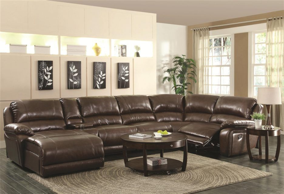 nice Sectional Sofa With Recliner And Chaise Lounge Good