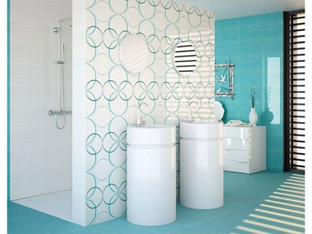 salle de bains bleu - Recherche Google | Salle de bains enfants ...