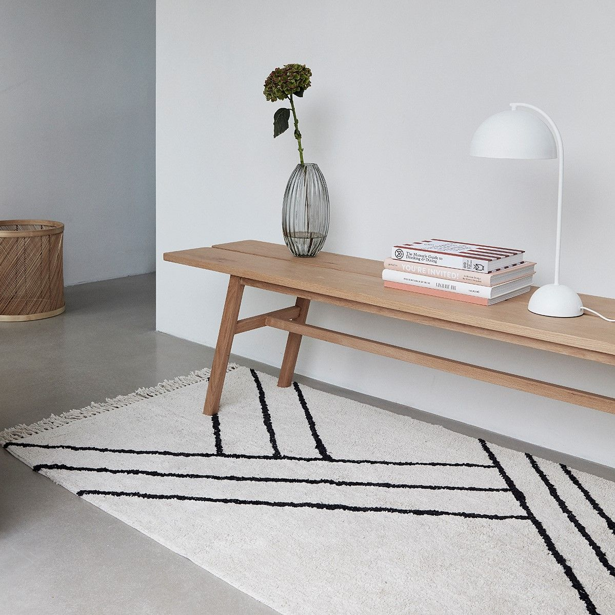Create The Feeling Of The Danish Hygge By Adding Rugs To The  # Muebles Janine Bogota