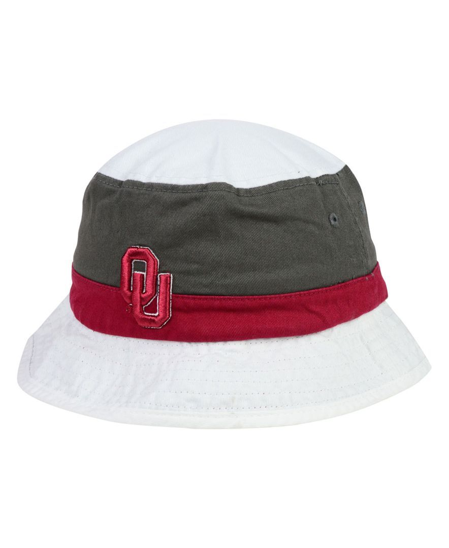 new arrival 474b4 e5a40 ... best price top of the world oklahoma sooners scuttle bucket hat b9cfe  efccd