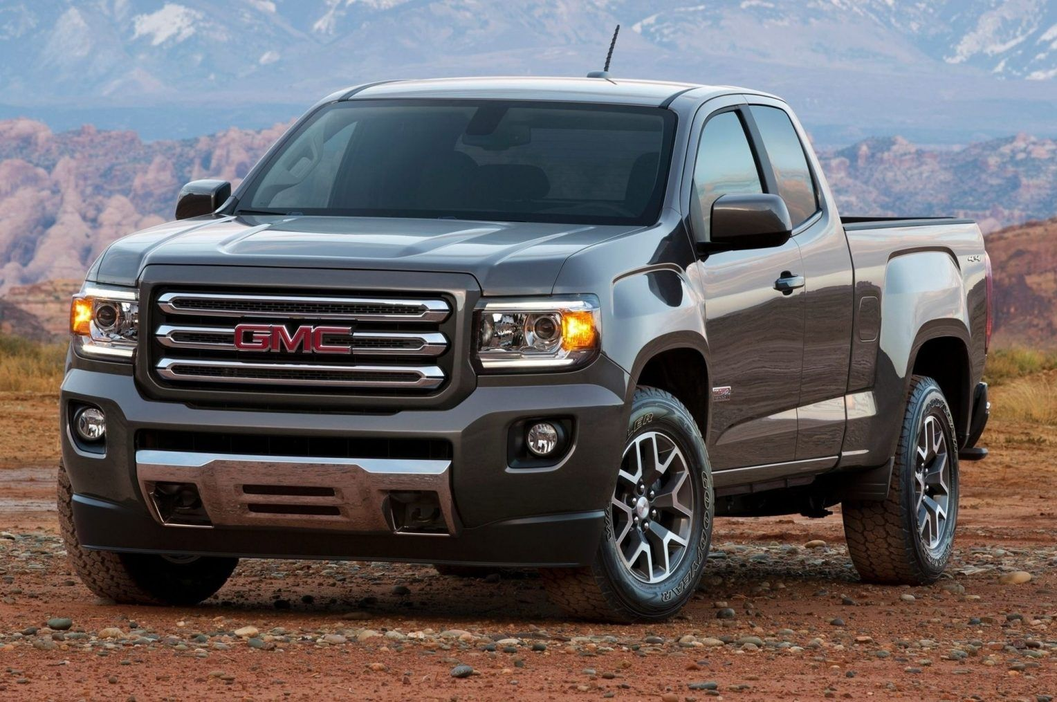 2020 Gmc Canyon Review Interior Redesign Release Date Price And Photos Mobil Truk