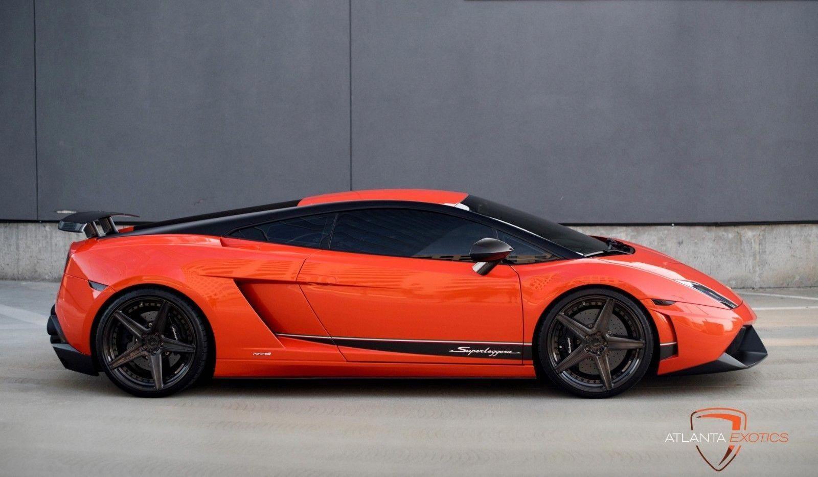 2013 Lamborghini Gallardo Superleggera Lp570 4 Edizione Technica