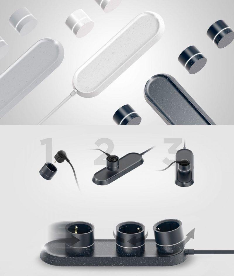 Steve Purvey Amplo Designideas Designinspiration Design Productdesign Design Industrialdesign Plug Charger S Red Dot Design Design Industrial Design