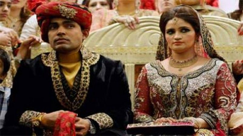 Umar Akmal marriage pictures | Marriage pictures, Wedding ...