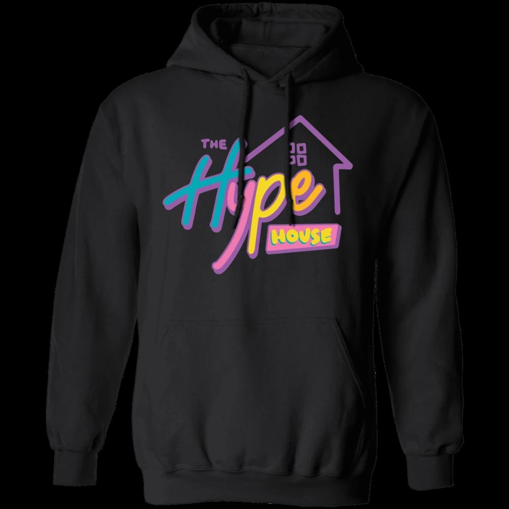 Hype House Hoodie In 2020 Hoodies Ripped Hoodie White Champion