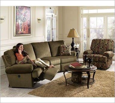 Berkline 40080 7600 Sectional Couch