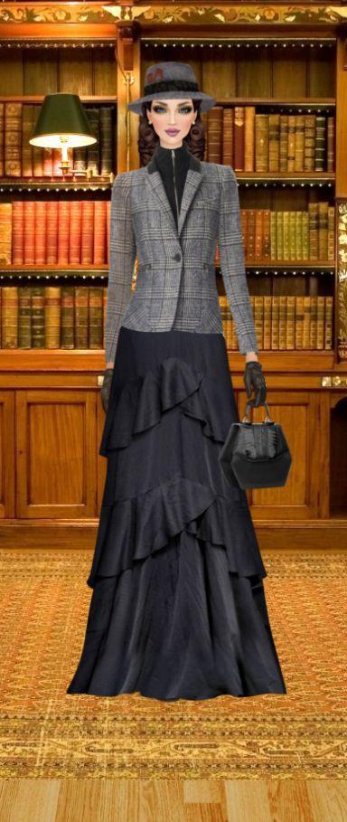 Victorian Detective | Covet Fashion Game | Pinterest