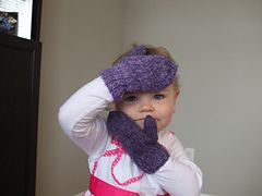 Ravelry: Chunky Children's Mittens pattern by Adrienne Jones