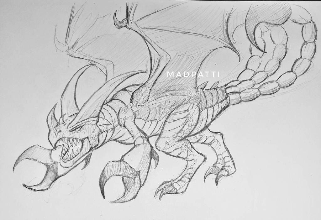 Triple Stryke Sketch By Madpattii How To Train Your Dragon