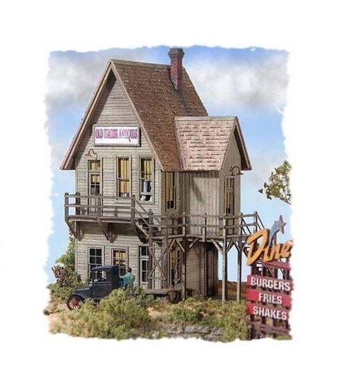 Best Bar Mills Wicked Wandas Laser Cut Kit H* Scale Bar962 400 x 300