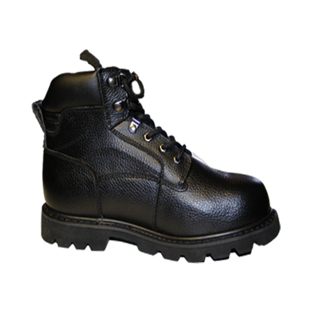 42c2bc148d2 Dr Zen Big Ben - Men's Therapeutic Diabetic Shoe - Work Boot ...