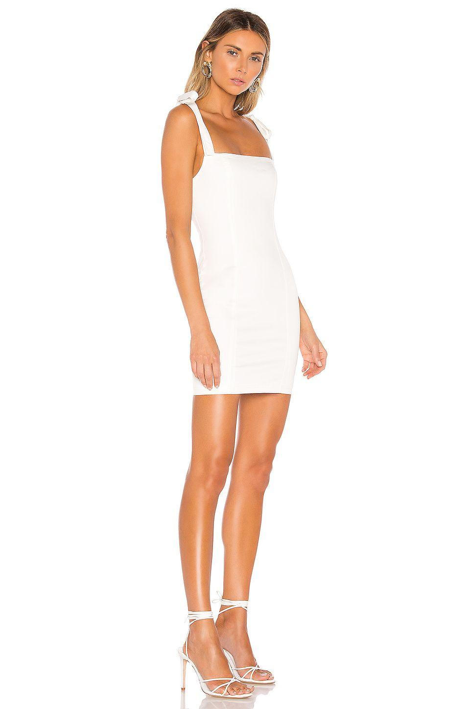 Superdown Siona Tie Strap Dress In White Sponsored Ad Tie White Dress Siona Tie Strap Dress Fashion Clothes Women Strap Dress [ 1450 x 960 Pixel ]