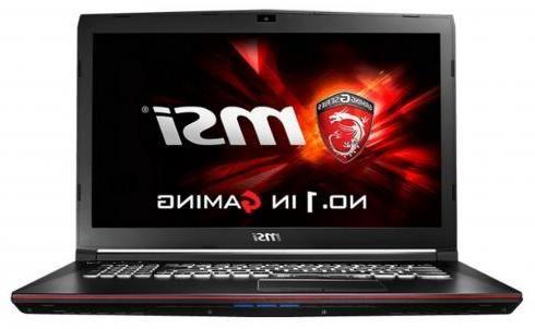 Ноутбук Msi GP72 6QF-274RU Leopard Pro 17.3 1920x1080 Intel Core i5-6300HQ 1Tb 8Gb nVidia GeForce Gtx 960M 2048 Мб черный Windows 10 Home 9S7-179553-274