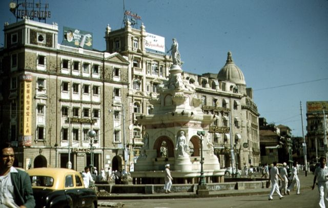 Central Bombay (Mumbai). The colonial rule in India brought with it British influence in many areas of Indian life and culture, and urban landscape. Buildings and architecture in the colonial cities such as Bombay reflect western style and aesthetics. In other parts of Asia and Africa colonial cities show the influence of other European colonial powers such as the French, Dutch or the Portuguese.