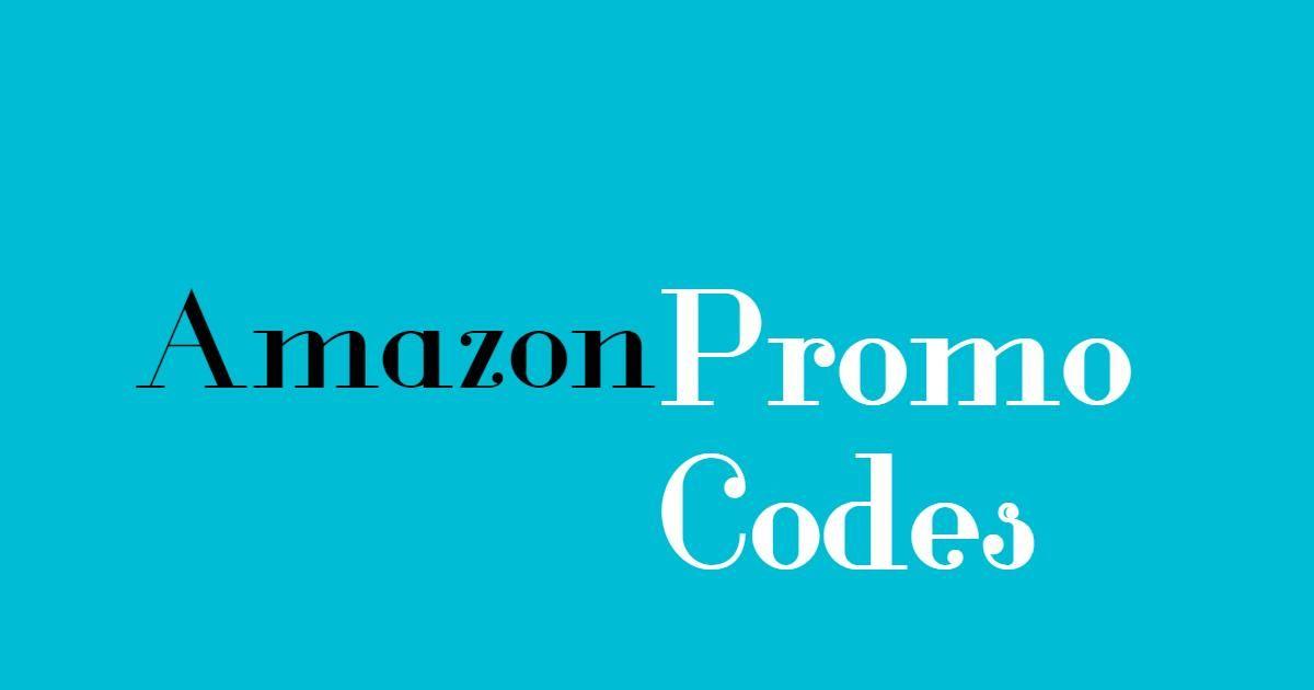 101 Free Amazon Promo Code Aug 2019 Amazon Promo Codes