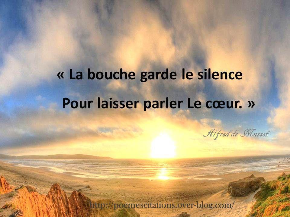 le silence citation