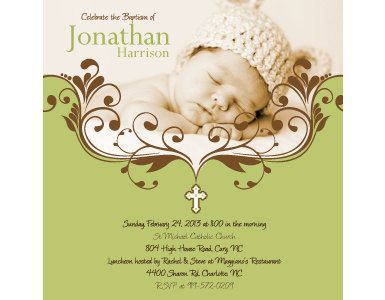 Template for a babys christening add it to your favorites to template for a babys christening add it to your favorites to revisit it later pronofoot35fo Gallery