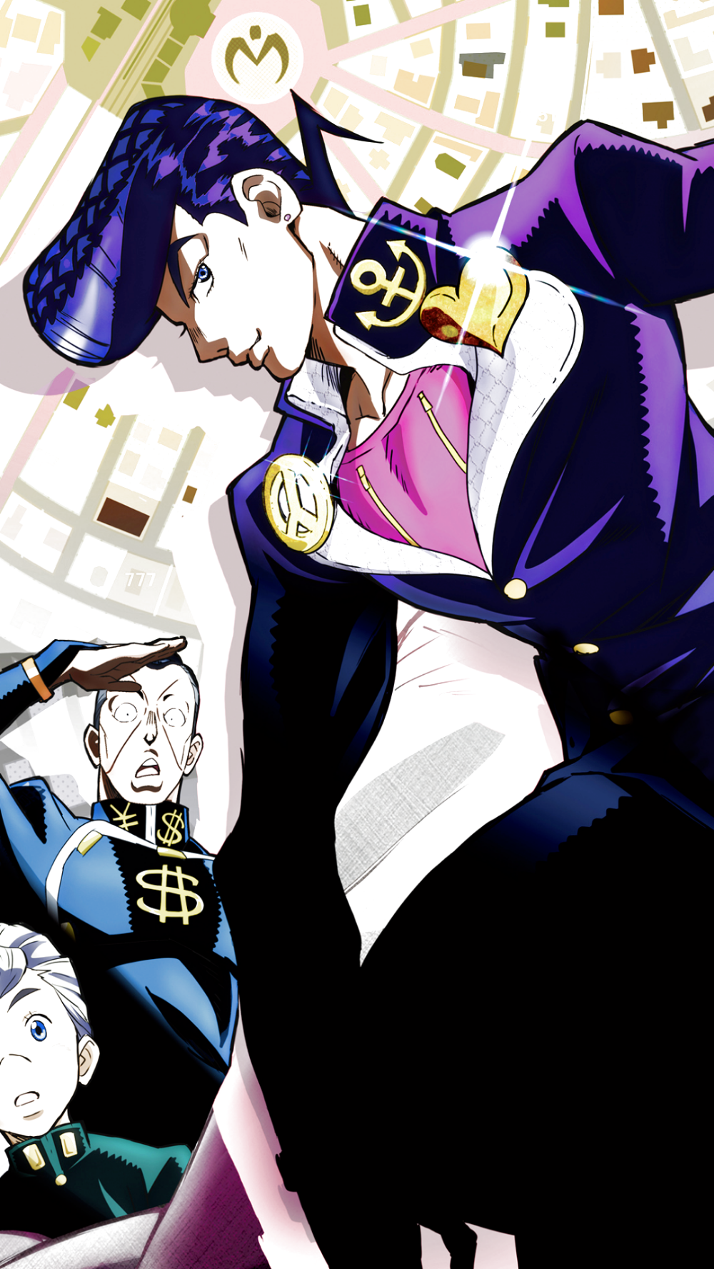 Download this Wallpaper Anime/Jojo's Bizarre Adventure