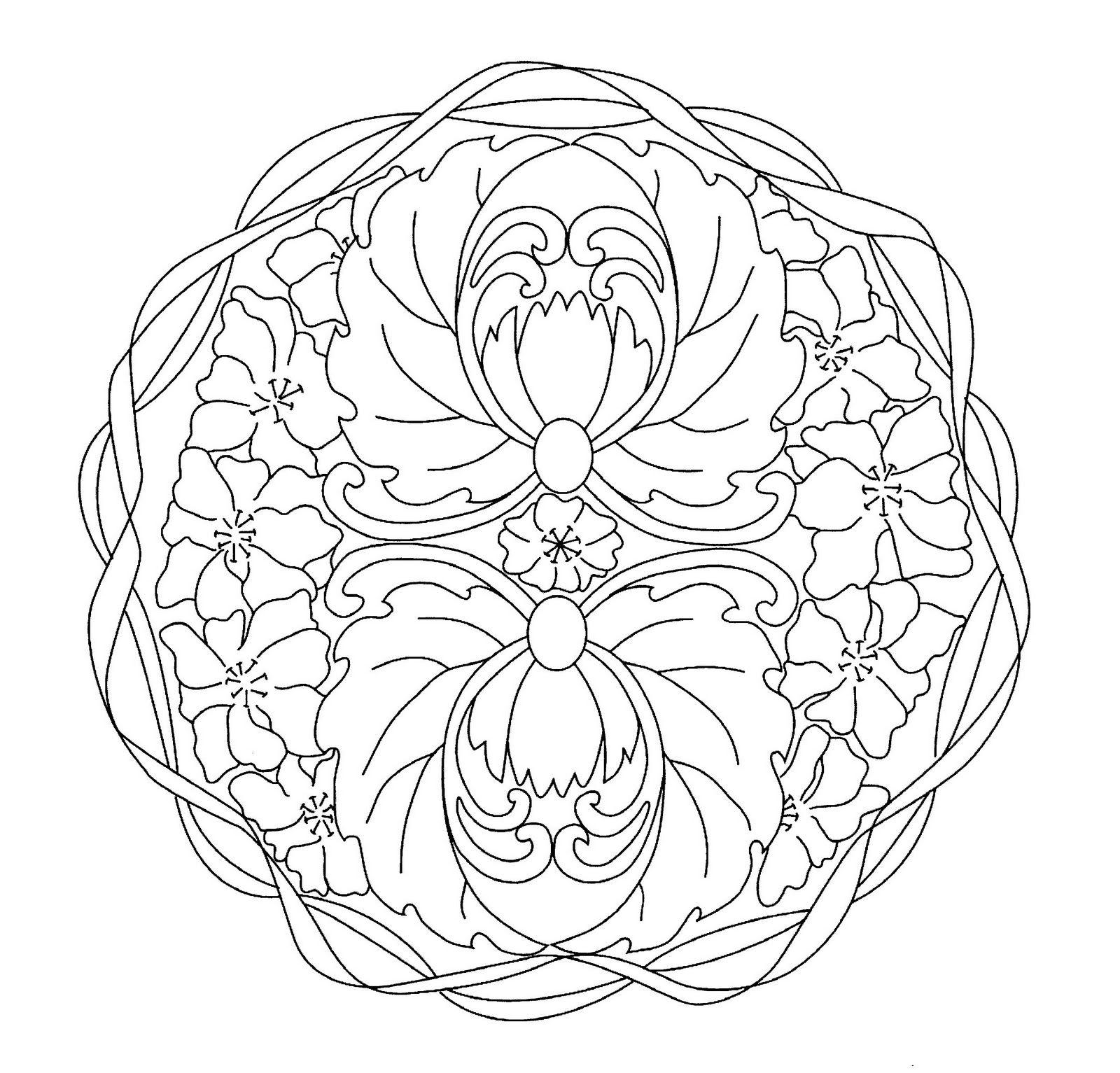 Mandalas Para Pintar Mandalas Pintados Mandala Kleurplaten Mandala S Mandala