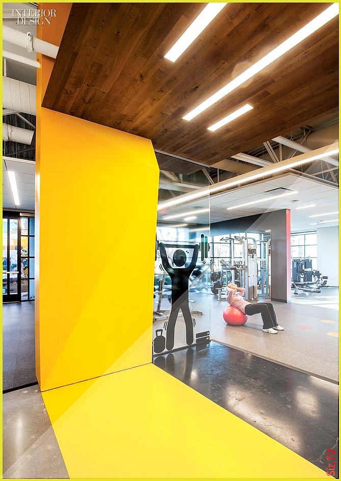 Gensler San Jose  s Fitness Center for Symantec Gensler San Jose  s Fitness Center for Symantec Inte...