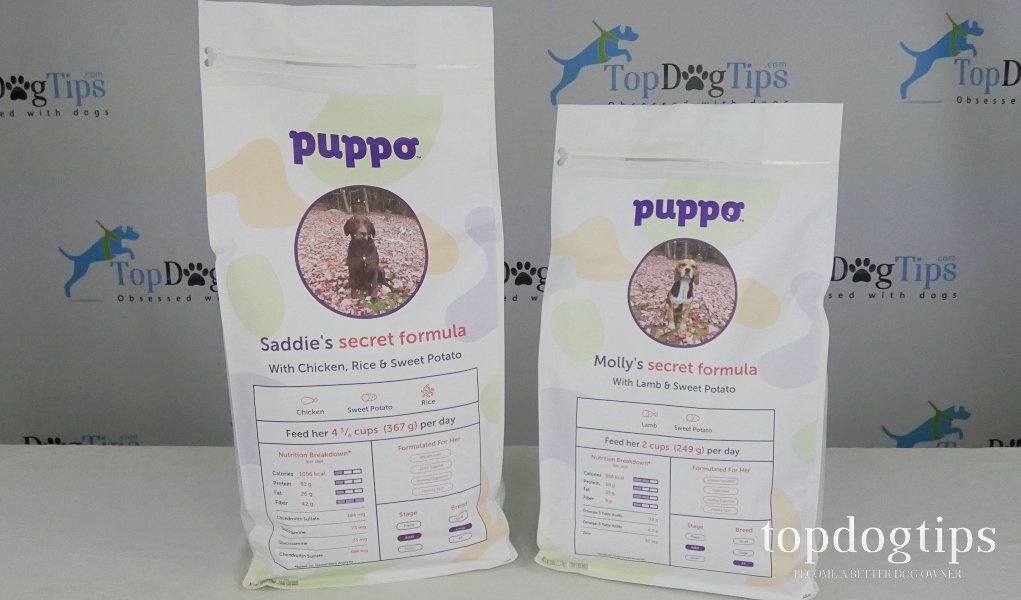 Review Puppo Personalized Dry Dog Food Dry Dog Food Dog Food