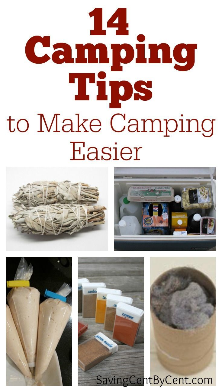 Photo of 14 Camping Tips To Make Camping Easier