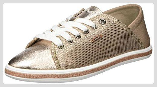 sale retailer 4f0ac 35fe4 REPLAY Damen Perry Sneaker, Gold (Copper), 38 EU - Sneakers ...