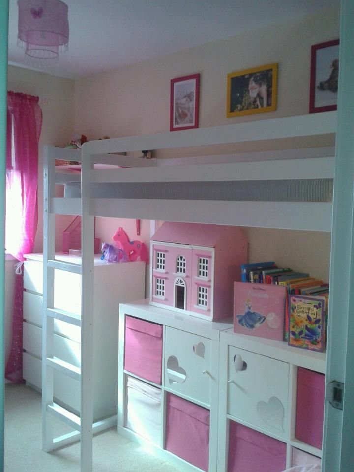 My Daughters Box Room Right Side