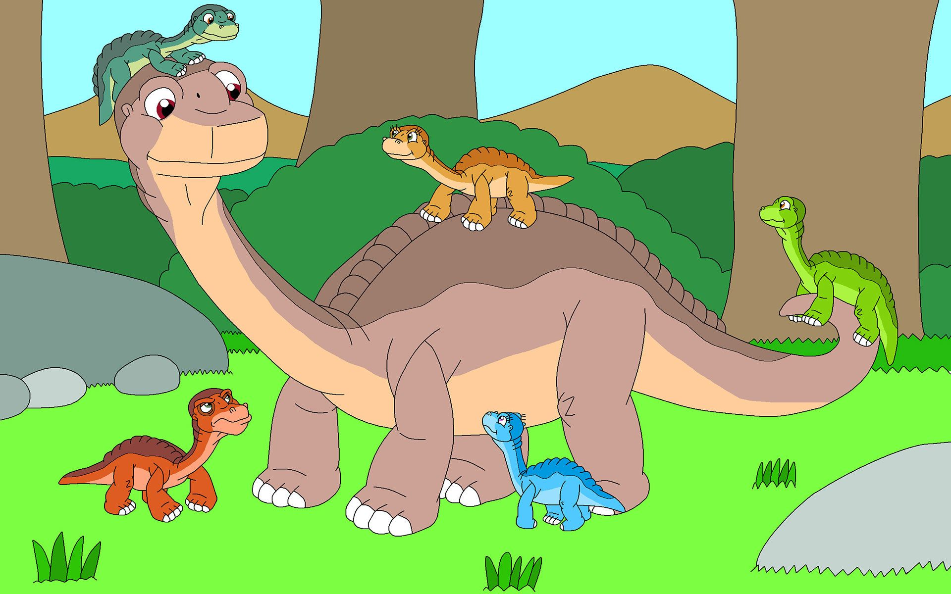 the land before time animated movie wallpapers all hd wallpapers
