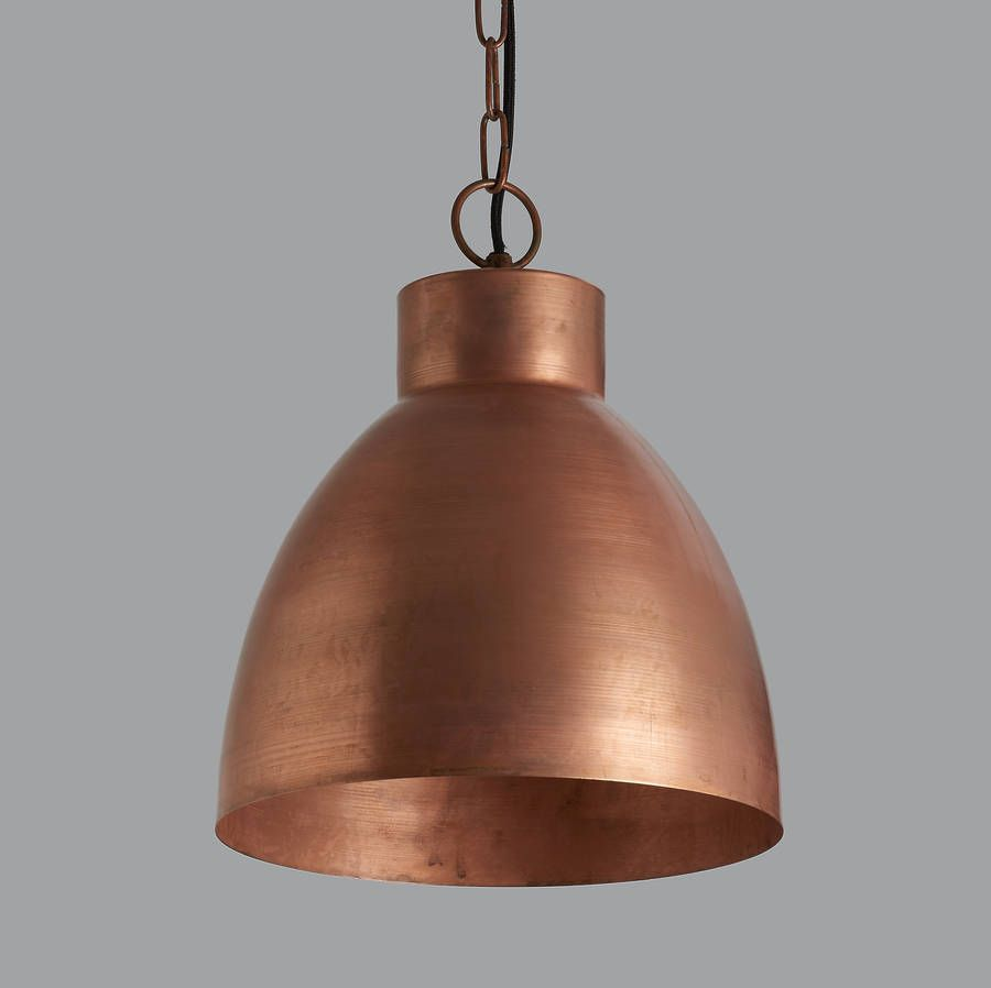 Are You Interested In Our Antique Copper Pendant Light With Ceiling Vintage Need Look No Further