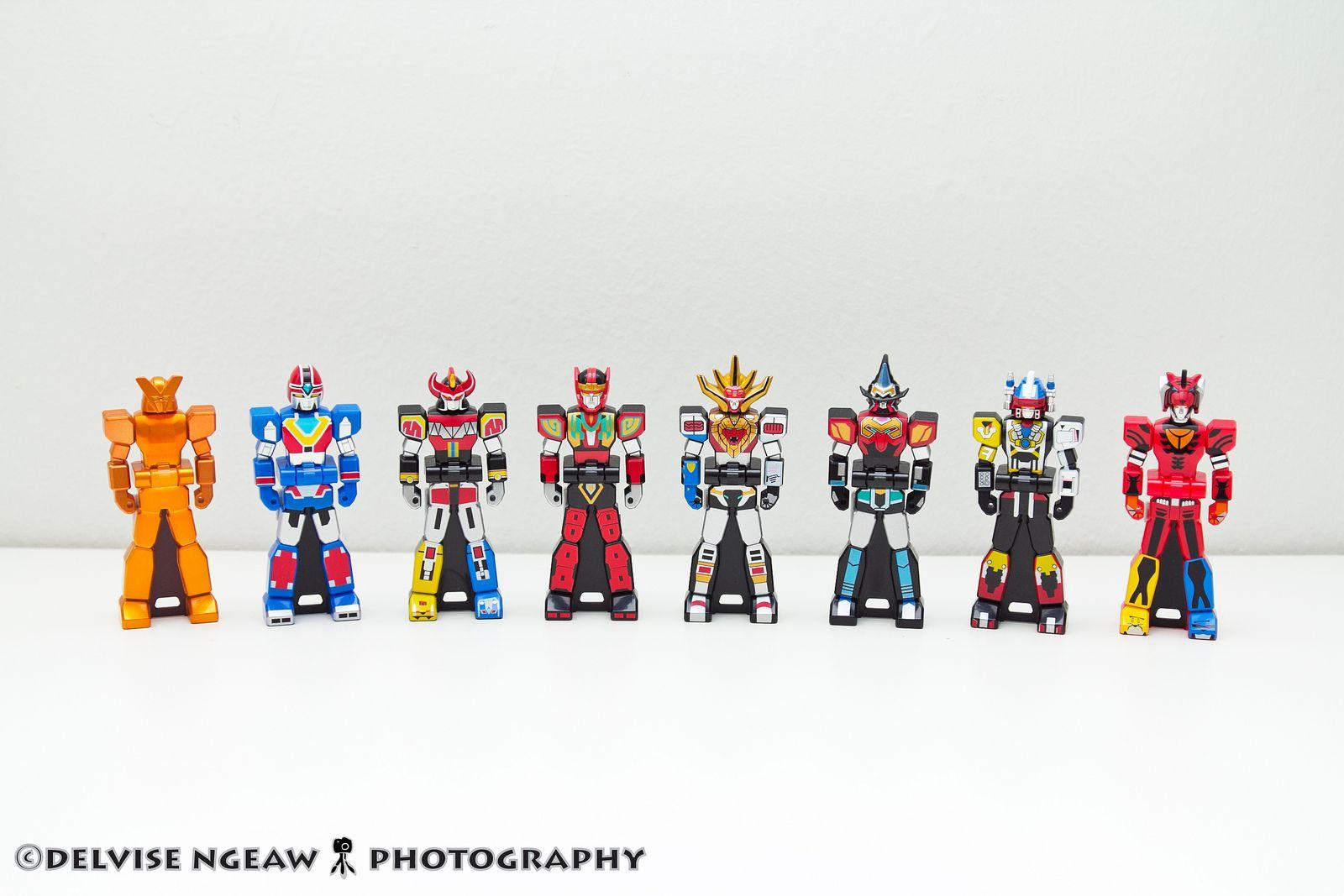 Japan BANDAI Kaizoku Sentai GOKAIGER Ranger Key DRAGON-RANGER Candy Toy