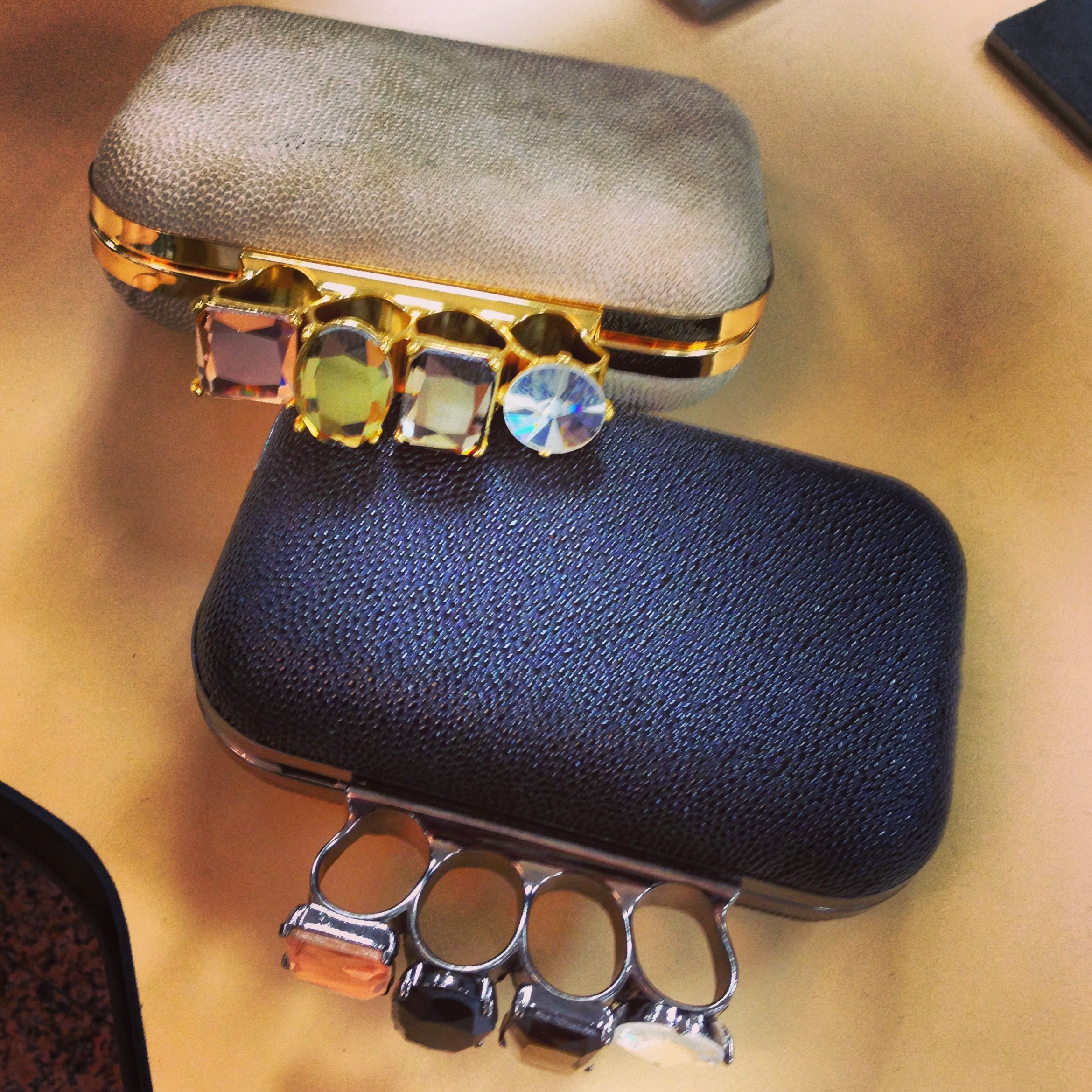 Coveting these clutches coming in July!! YES, PLEASE!