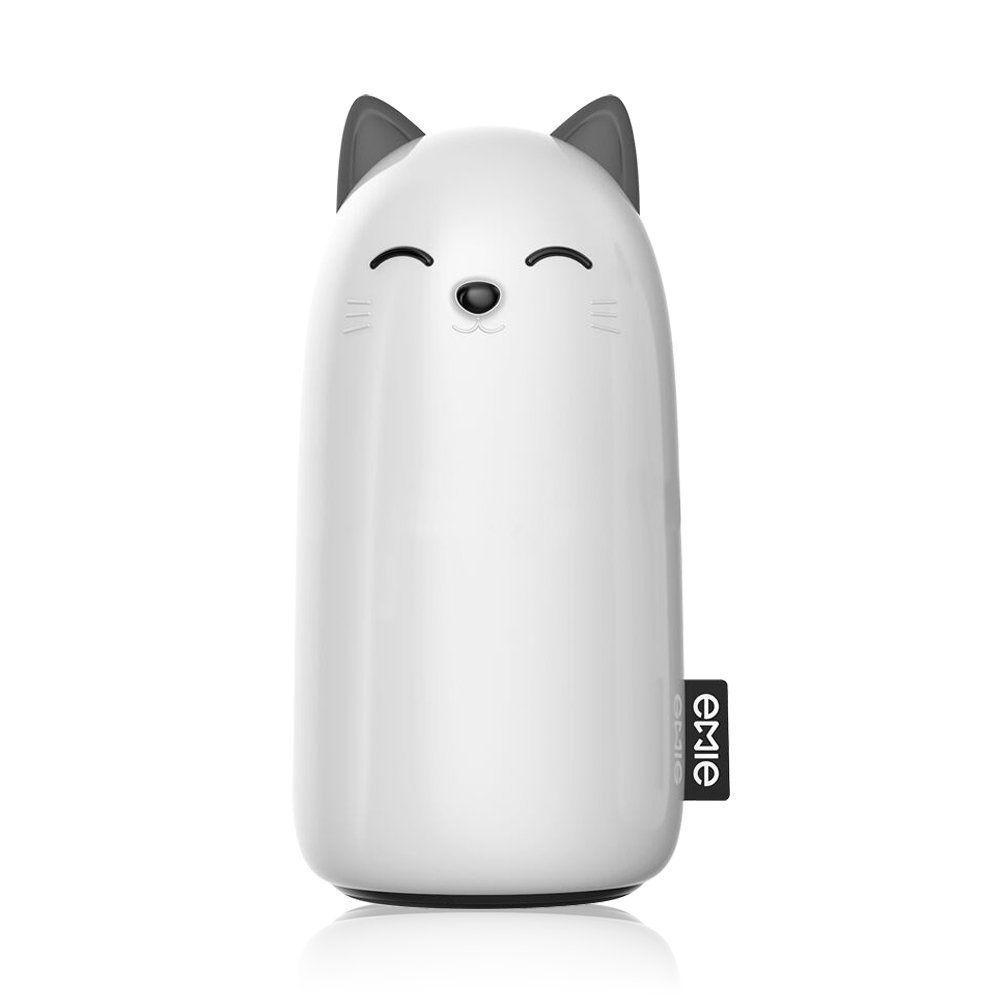 Amazonsmile Emie Cute Cat 10000mah External Battery Power Bank Adorable Fast Charging Protable Charger For Iphone 7 6 6 Powerbank External Battery Batteries