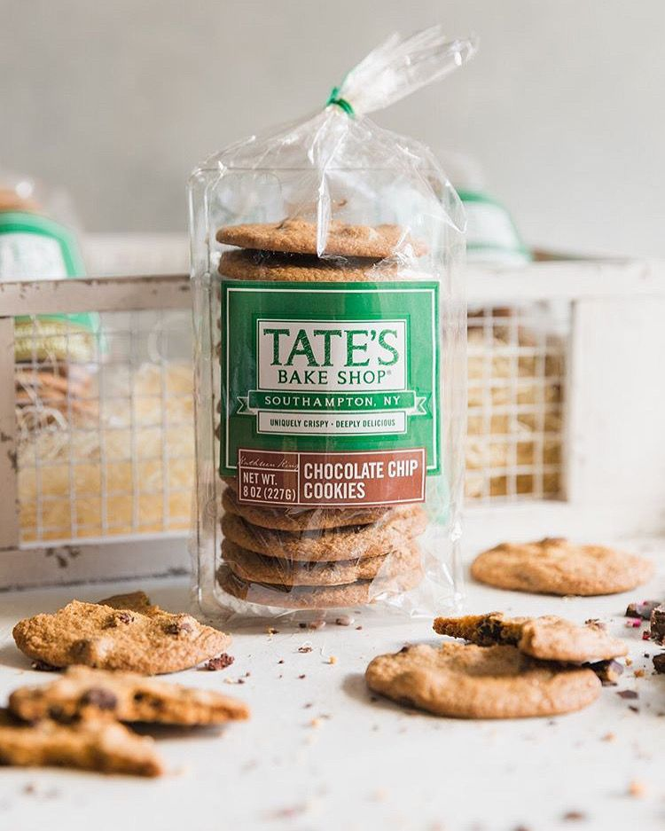 Chocolate chip and gluten free cookies tates bake shop