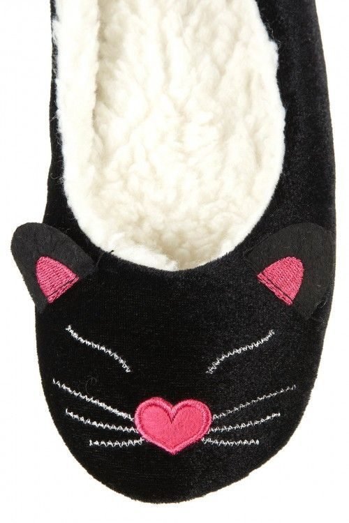 Photo of Cat Slippers