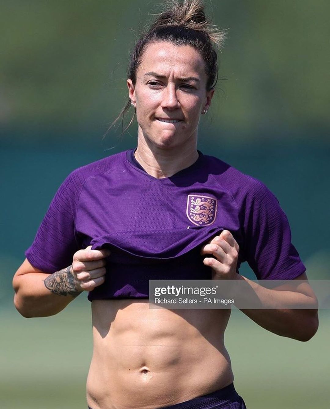 Instagram post by Fan Page Of Lucy Bronze • Aug 6, 2019 at