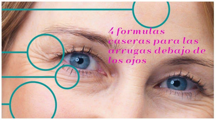 Arrugas debajo delos ojos tratamientos