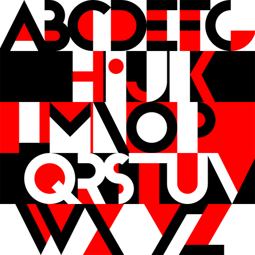 Due Typeface by Michael BuchinoTitle lettering inspired by early twentieth century commercial art.