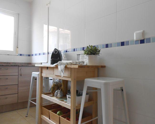 F rh ja organizar cocina ikea barra en 2019 kitchen for Ikea gabinetes de cocina