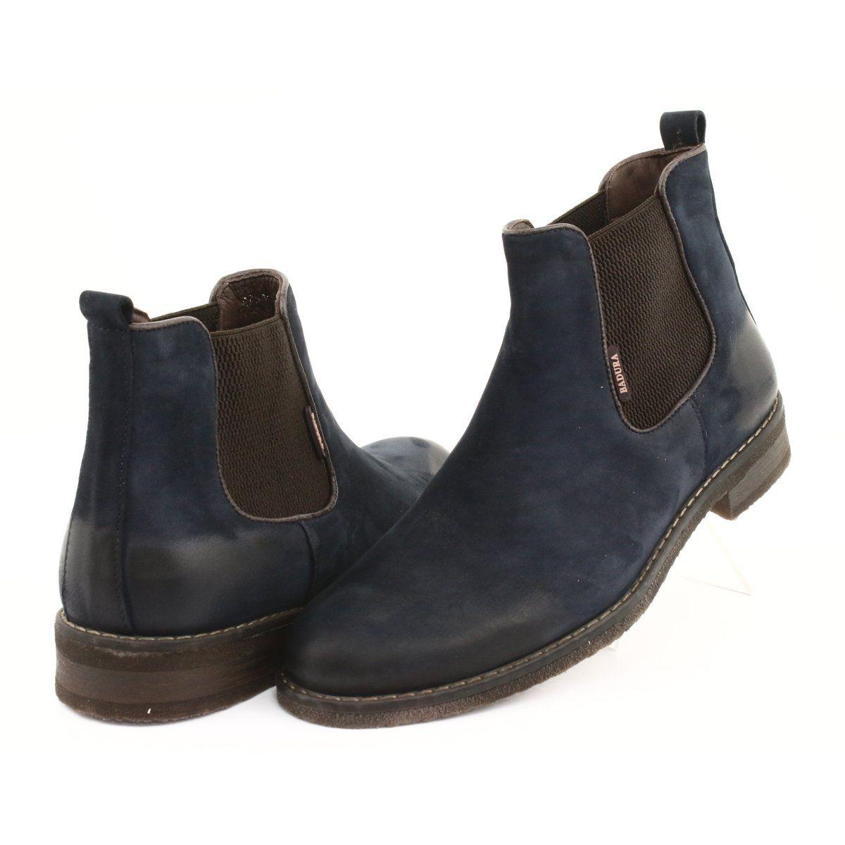 Elastic Sides Men S Badura Jodhpur Boots Slip On Badura 4754 Jodhpur Boots Boots Decorated Shoes