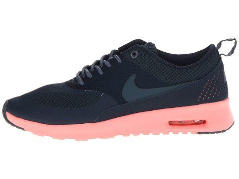Nike Air Max Thea BlackFusion RedAnthracite