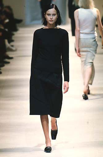 Jil Sander F W 98 Minimalist Fashion Fashion Original Fashion